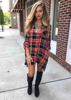 Oversize Flannels
