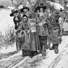 Puritanical beliefs and outbreaks of disease helped fuel the Salem witch trials.