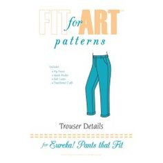 Trouser Details - fly front, slash pockets