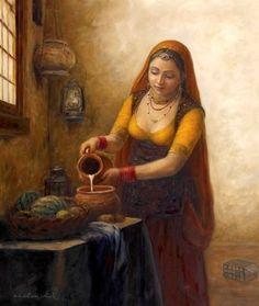 """Hindi """"Kitchen Maid"""":Rasoi"""