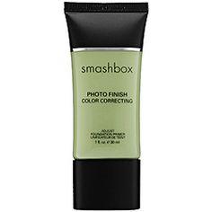 Smashbox - Photo Finish Color Correcting Foundation Primer- Color Adjust- Green- Minimizes Redness
