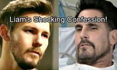 The Bold and the Beautiful Spoilers: Liam Confesses to Bill - Father Decides If Son Goes Down for Shooting Soap News, Bold And The Beautiful, Be Bold, Confessions, Sons, Father, Pai, Be You Bravely, My Son