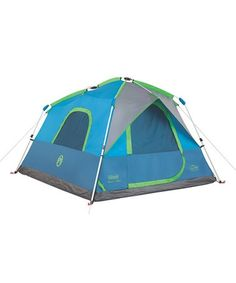Loving this Four-Person Instant Signal Mountain Tent on #zulily! #zulilyfinds