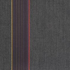 HERRINGBONE STRIPE BY PAUL SMITH // GRANITE 001 // 100% Wool // 40,000+ cycles, Martindale method // 125$ per/yard