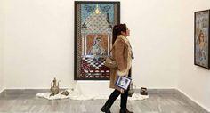 Binlerce yıllık sanat İstanbul'da canlandı   http://www.nouvart.net/binlerce-yillik-sanat-istanbulda-canlandi/