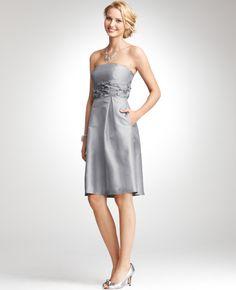 Ann taylor pocket dress