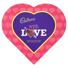 Cadbury Say It With Hearts chocolate box - half price only until 14 Feb. A tasty treat! Half Price, Chocolate Box, Valentine Day Gifts, Yummy Treats, Great Gifts, Hearts, Tasty, Sayings, Inspiration