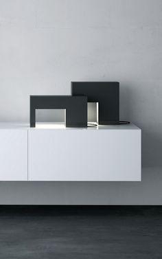 Francesc Rife for Uno Lighting | HOUSE table lamps