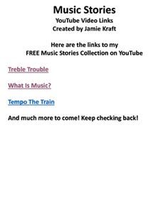 Add This Free Music Lesson Plan Template To Your Music Literacy