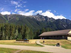 Mountain Robson Provintial Park