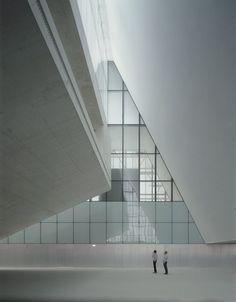 Nieto Sobejano Arquitectos — Auditorium and Convention Centre of Aragon Expo 2008