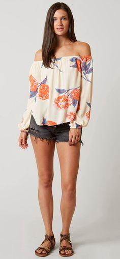 Boho Summer Outfits : Billabong Mi Amore Top | Buckle