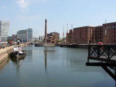 Liverpool, UK - Albert Dock
