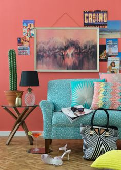 Living room Image from Marks and Spencer
