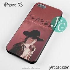 e16a3dcc5c725 The walking dead Carl Phone case for iPhone 4 4s 5 5c 5s 6 6 plus