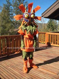 zelda halloween masks