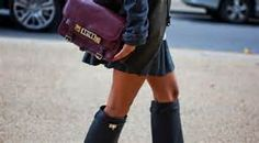 sheath boots