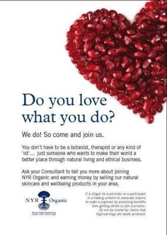 Do you love your job? You might like to try this! #loveyourjob #homebusiness #directselling
