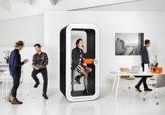 Framery O Phone Booth Hero