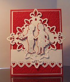 Stamps, Scraps and Scissors: Cricut Valentine