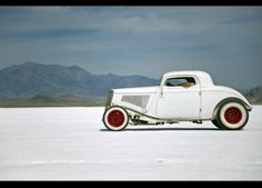 Salt flats. One of my very favorite places, and some of my very favorite memories.