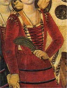 - OPUS INCERTUM -: LA SAYA DE MUJER (III) en el siglo XV e inicios del XVI