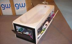 bath storage - Google Search