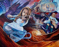 Go Ask Alice by Dave MacDowell