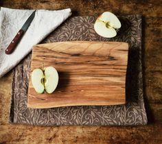 Beautiful Wood Cutting Board Silver Maple ServingTray Earth Friendly by grayworksdesign