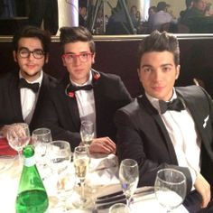 Il Volo... I went to one of their concerts and all I can say is WOW! Amazing singers! Beautiful voices and genuinely nice guys! :)