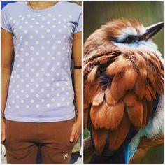 like a bird.