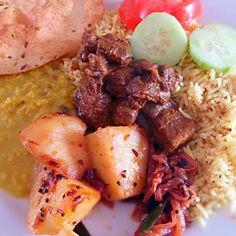 レシピとお料理がひらめくSnapDish - 3件のもぐもぐ - Sri Lankan Lunch by (*゚▽゚*)。.:*☆☁