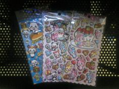 CRUX FUNNY PUNCH Stickers