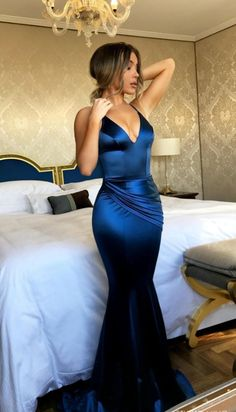 Sparkly Prom Dresses Long Prom DressesProm DressesEvening Dress Backless Prom Dresses Royal Blue Mermaid Prom Dresses from Sweet Lady Blue Mermaid Prom Dress, Sparkly Prom Dresses, Pretty Prom Dresses, Blue Evening Dresses, Royal Blue Dresses, Backless Prom Dresses, Mermaid Evening Dresses, Prom Party Dresses, Sexy Dresses