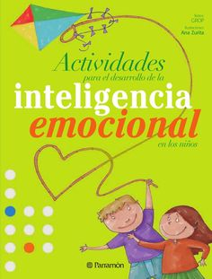 "Cover of ""Activities for emotional education and values - Emotional intelligence"" Teaching Spanish, Teaching Kids, Kids Learning, I School, Middle School, Learning Activities, Activities For Kids, Teacher Tools, Yoga For Kids"