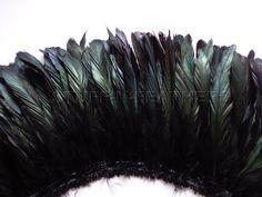 Wholesale / bulk feathers  IRIDESCENT Black by Stuffnfeathers, $20.40