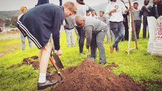Rounding out a TREEmendously busy week of getting active planting #trees and working in out nursery, we brought Reddam House Constantia and Westlake Primary school together to plant some trees! This was an extra special day, showing that the youth do care about taking care of the #environment. Keep up the good work young 'uns!