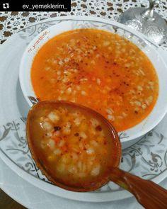 """67 Beğenme, 1 Yorum - Instagram'da Çorba Sunum Tarif (@corbaburda): """"@ev_yemeklerim_ Buğday Çorbası harika lezzetli deneyin derim  2 bardak buğdayı akşamdan sıcak…"""""""