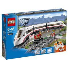 Lego Tren De Pasajeros - Lego - Sets de Construcción - Sets de Construcción JulioCepeda.com