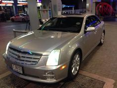 2006 Cadillac STS, Engine 4.6L V8,Full option,Gulf Spec  excellent condition   Body Condition:   Perfect inside and out  Mechanical Condition:   Perfect inside and out Seller Type:   Owner Body Type:   Sedan No. Of Cylinders:   8  serious b