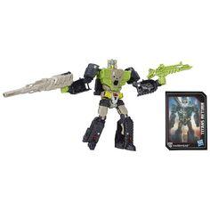 Boneco Transformers Deluxe Titan Return - Hardhead - Hasbro