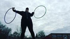 Super excited for this summer I want to get stronger  have more balance both physically and mentally and lead an overall healthy lifestyle. #hooplah #hooplove #hooplove #hooplovers #sacredcircle #ichoopers #iccommunity #infinitecircles #flowarts #flowartscommunity #doubles #minis #twins #hoopersofig #hoopeverydamnday by are_bee_hoops