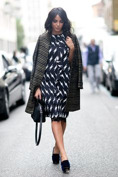 How to Winterize Your Dresses | PIN Blogger