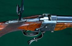 Historical Gallery of Fine Vintage Single Shot Rifles Handled by Hallowell