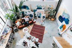 This Three-Level Loft in San Francisco Is an Artist's Sanctuary - Photo 1 of 10 - Dwell