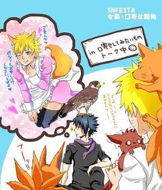 Sasunaru, Naruto Uzumaki Shippuden, Naruto Kakashi, Naruto And Sasuke Kiss, Comic Naruto, Naruto Anime, Naruto Cute, Naruto Funny, Narusasu