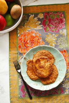 These delectable Cinnamon Sweet Potato Pancakes will add some flare to your next breakfast! http://milkandeggs.com/blogs/food-health-and-eating/89745475-cinnamon-sweet-potato-pancakes