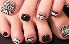 White toe Nail Designs Lovely 37 Pedicure Nail Art Designs that Will Blow Your Mind Simple Toe Nails, Cute Toe Nails, Love Nails, My Nails, Fabulous Nails, Gorgeous Nails, Pretty Nails, Pretty Pedicures, Pedicure Nail Art