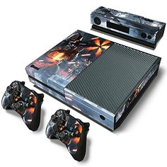 Mod Freakz Console and Controller Vinyl Skin Set  Military Shooter for Xbox One ** Read more  at the image link.Note:It is affiliate link to Amazon.
