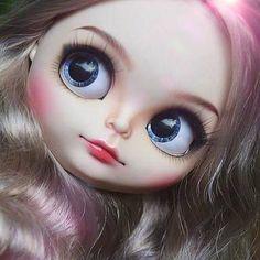 Custom Doll for Adoption by @wowjoblythe  CHECK HERE  http://etsy.me/2yCORfi  #dollycustom #blythecustom #blythecustomizer #blytheooak